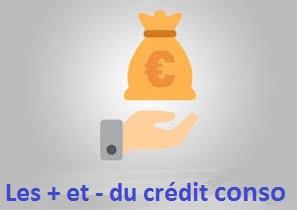 Quels sont les avantages et inconvénients du crédit à la consommation?