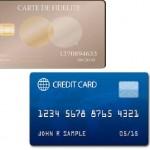 Quelle différence entre carte de fidélité et carte de crédit?