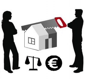credit immobilier separation
