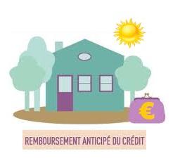 Crédit immobilier et remboursement anticipé quels sont les frais à prévoir?