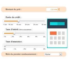Calculette rachat credit immo et conso : calculer ses mensualités de remboursement