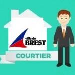 courtier a brest