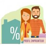 Rachat de crédit: les profils types des emprunteurs