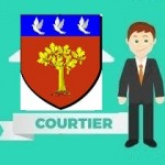 courtier a colombes