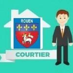 courtier a rouen