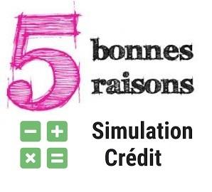 5 bonnes raisons de faire une simulation en rachat de crédits