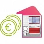 Rachat de crédit immobilier avec rallonge travaux salle de bain