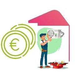 Rachat de crédit immobilier plus prêt travaux climatisation