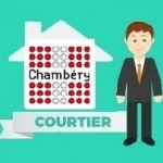 courtier a chambery