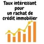 Comment obtenir un taux intéressant pour son rachat de crédit immobilier ?