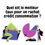 Quel est le meilleur taux pour un rachat crédit consommation?